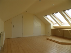 Attic Conversion in Killiney, South County Dublin, by Expert Attics,Ireland